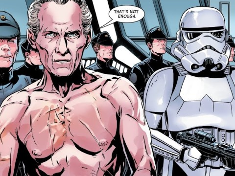 What Tarkin Wanted to Do Everyday on the Death Star [Canon] - Star Wars
