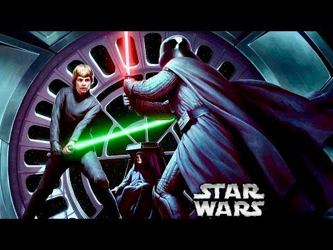 Did Vader Really Intend to Defeat and Kill Luke During Their Episode 6 Duel?