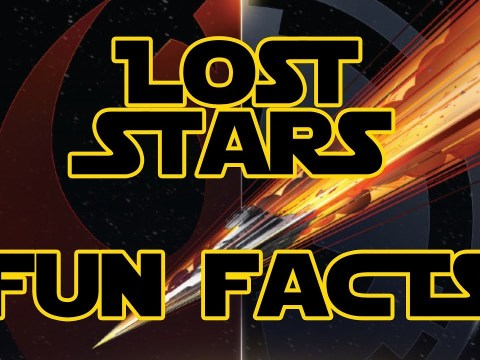 Did You Know: Lost Stars - Star Wars Facts, Easter Eggs, and More!