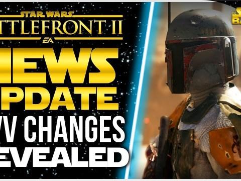 Heroes Vs Villains Changes REVEALED   Battlefront 2 Update
