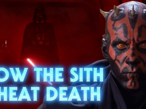 How the Sith Cheat Death: What Star Wars Says About Anger, Hatred, and Suffering