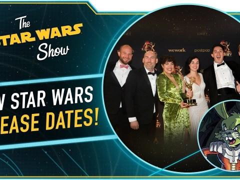 Star Wars Dates Announced
