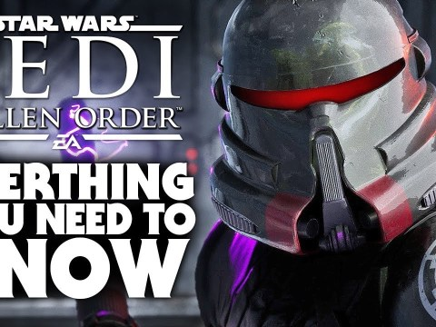 Star Wars Jedi: Fallen Order | Gameplay Breakdown, NOT Open World 6