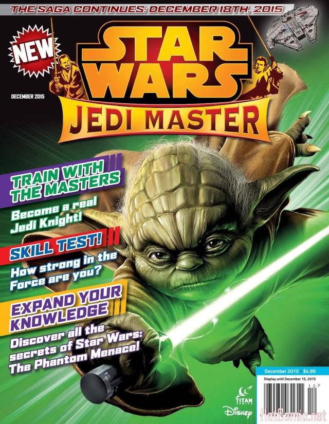 Star Wars Jedi Master Magazine Issue #1 1