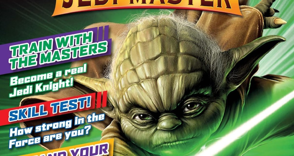 Star Wars Jedi Master Magazine