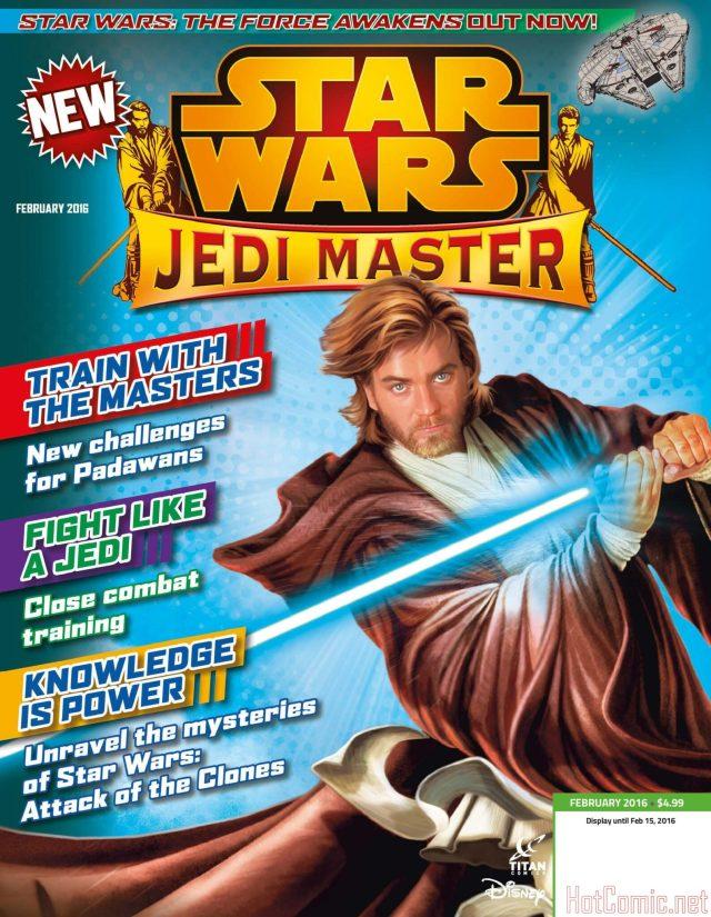 Star Wars Jedi Master Magazine Issue #2 1