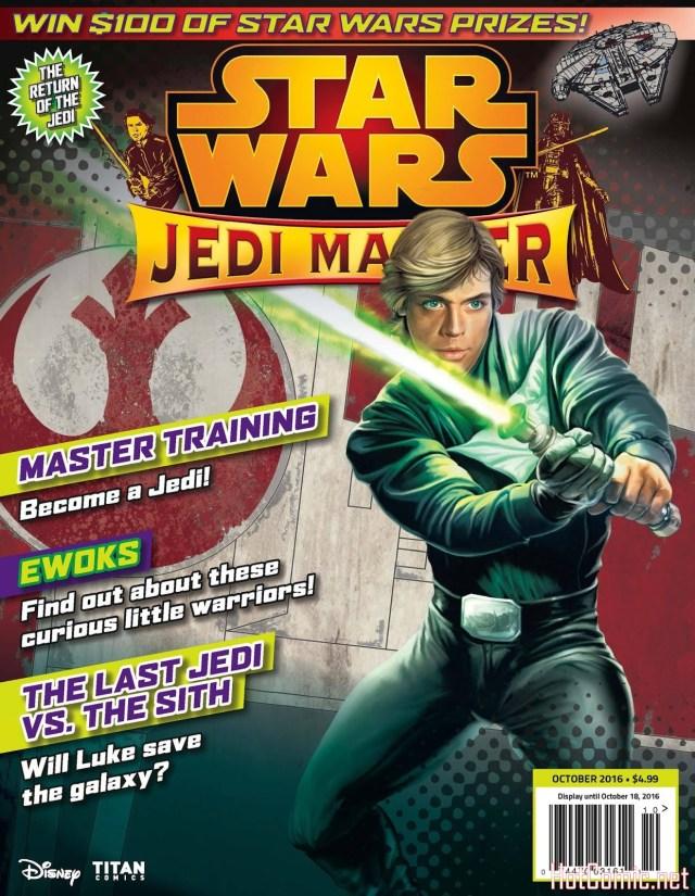 Star Wars Jedi Master Magazine Issue #6 1