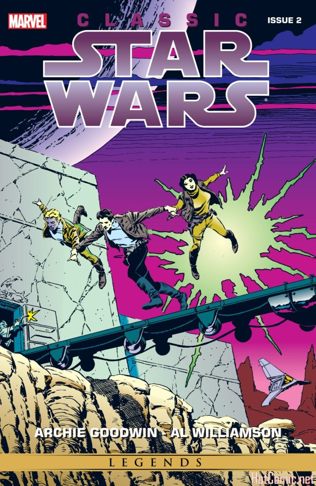 Classic Star Wars Issue #2 1