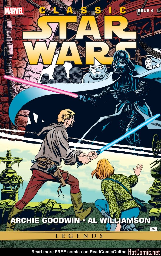 Classic Star Wars Issue #4 1