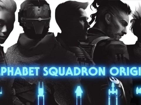 Alphabet Squadron Origins
