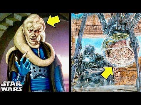 Bib Fortuna's BIZARRE Fate After Return of the Jedi! (Legends)