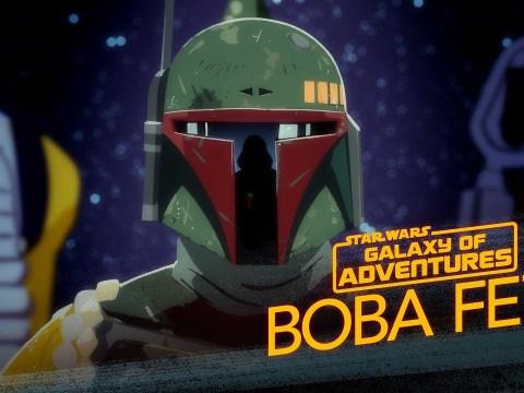 Boba Fett - The Bounty Hunter | Star Wars Galaxy of Adventures 3