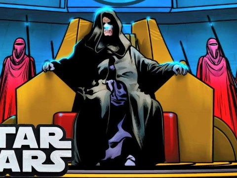 How Darth Sidious Became LAZY!!(CANON) - Star Wars Explained