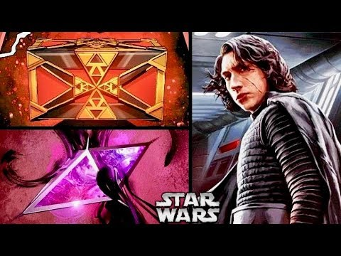 Is Kylo Ren Searching for ANCIENT SITH Artifacts Before Episode 9? (Canon)