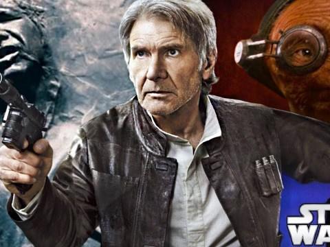 Maz Written into Empire Strikes Back Timeline to Save Han Solo!! [CANON] 8