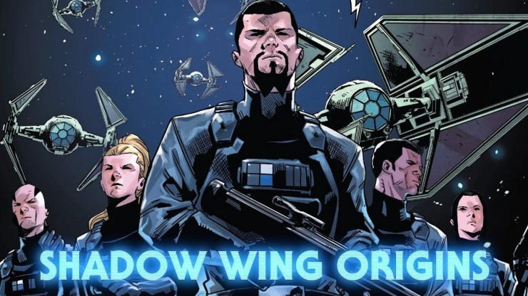 Shadow Wing Origins - The 204th Imperial Fighter Wing