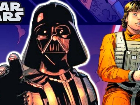 The First Time Darth Vader SHOWED His LOVE For Luke!!(CANON) - SW Comics 8