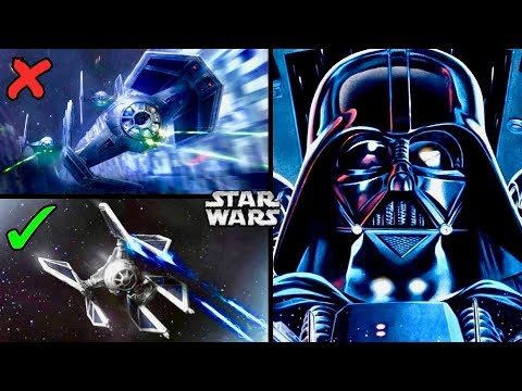 The Starfighter Vader Should Have Piloted in the Original Trilogy Era! (Canon)