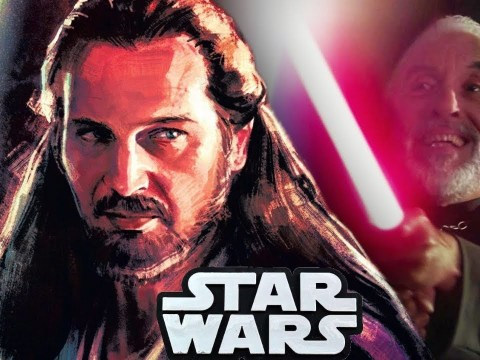 What Dooku SAID About Qui-Gon's Death!!(CANON) - Star Wars Comics Explained