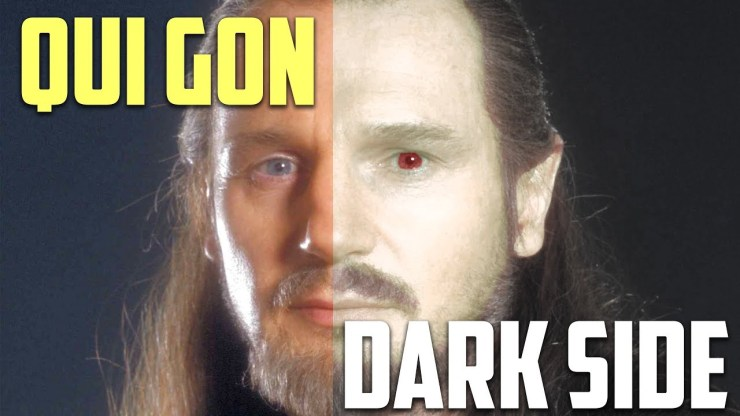 Would Qui Gon Jinn Have Gone to the Dark Side?