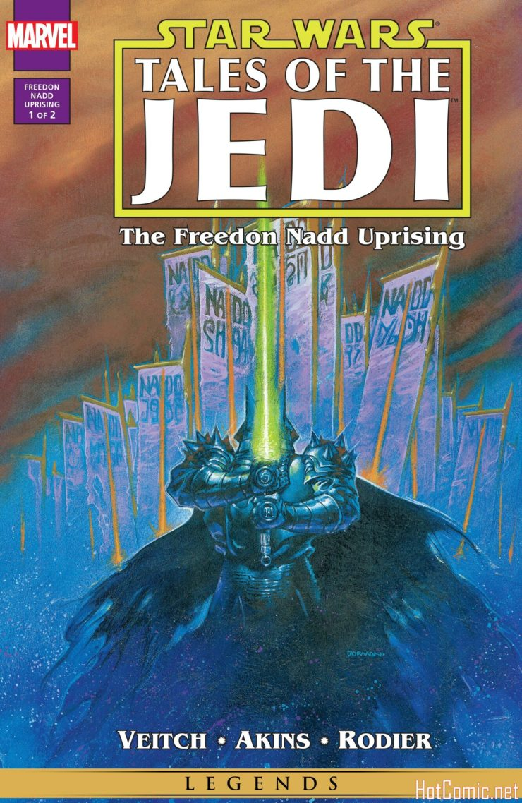 Star Wars: Tales of the Jedi