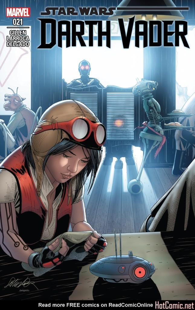 Darth Vader Issue #21 1