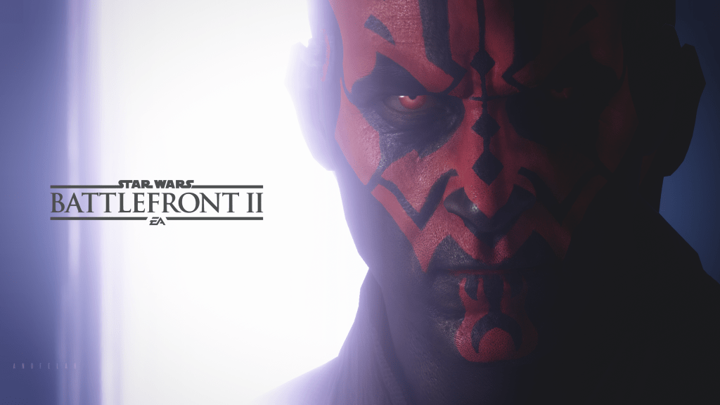 Star Wars Battlefront II 4K Wallpapers Collection (created by Anofelah) 1