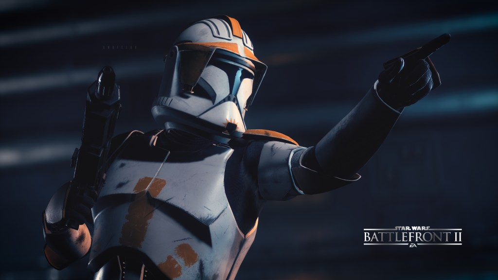 Star Wars Battlefront II 4K Wallpapers Collection (created by Anofelah) 11