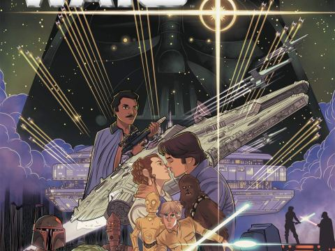 Star Wars – The Empire Strikes Back Graphic Novel Adaptation