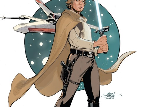 Age of Rebellion - Luke Skywalker