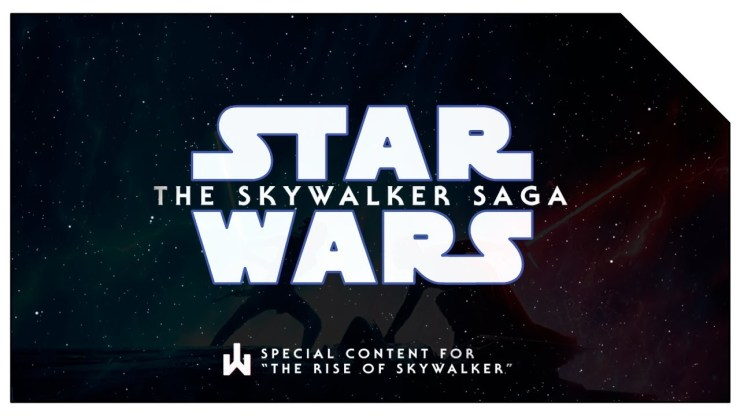 Star Wars: The Skywalker Saga | Trailer | Special Content - TSOSW 1