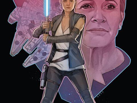 Star Wars: Age Of Resistance - Rey (2019)