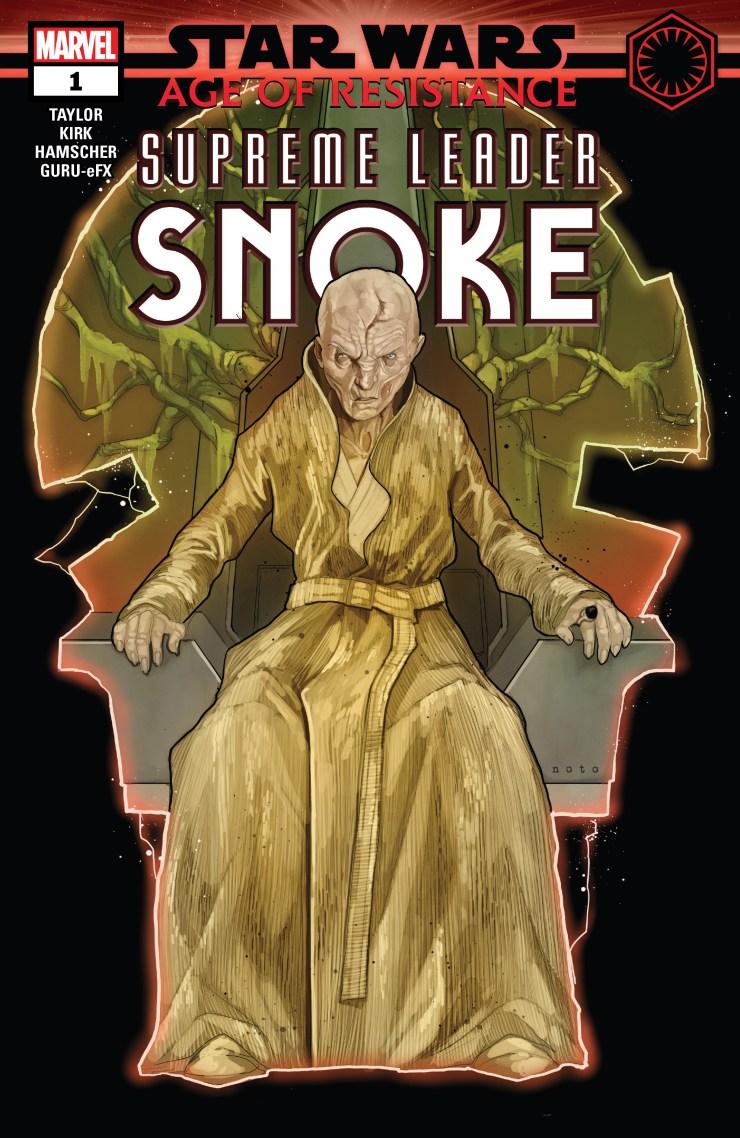 Age of Resistance - Supreme Leader Snoke