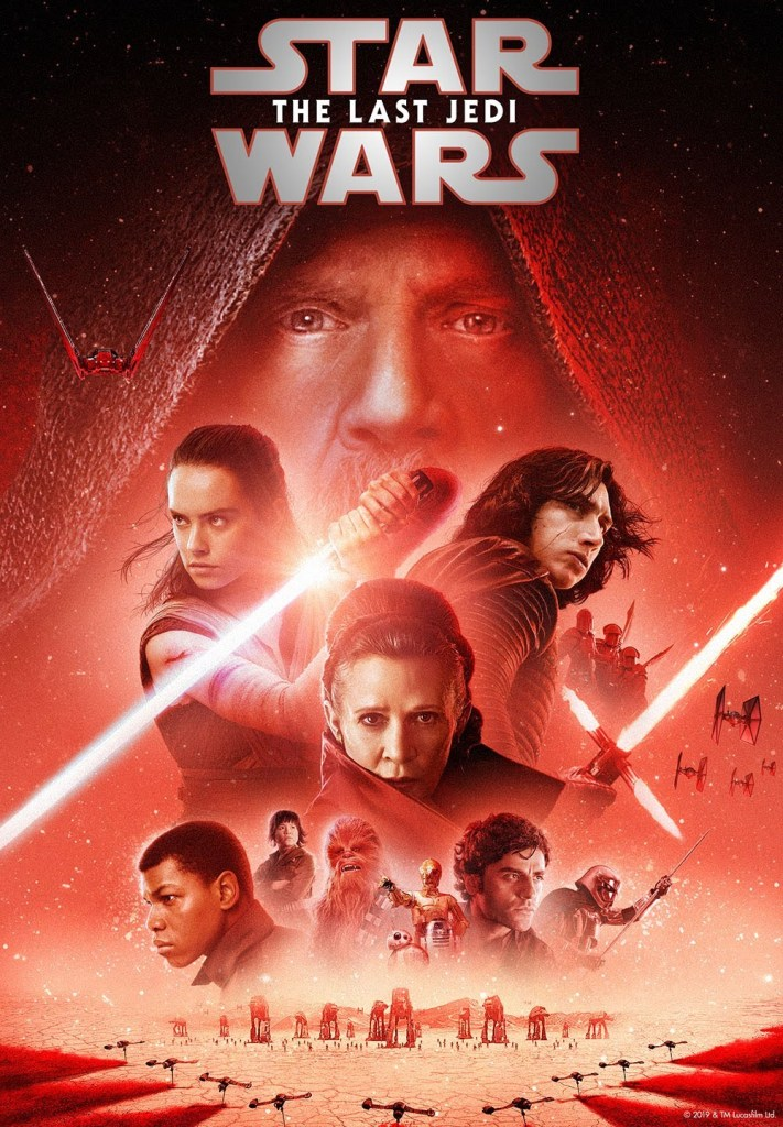 High resolution Disney+ Star Wars posters 9