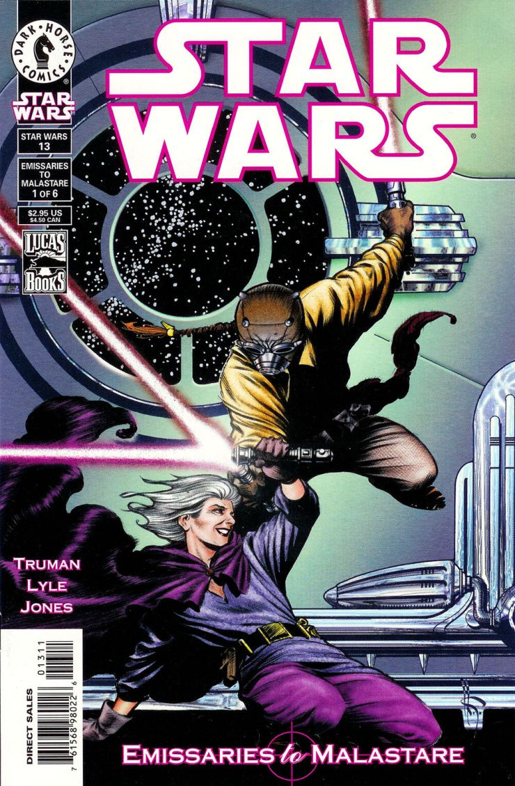 Star Wars 13: Emissaries to Malastare