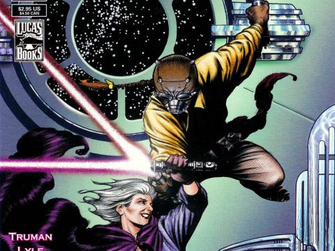 Star Wars 13: Emissaries to Malastare