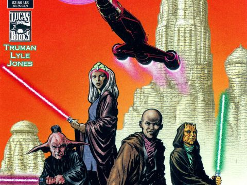 Star Wars 14: Emissaries to Malastare, Part 2