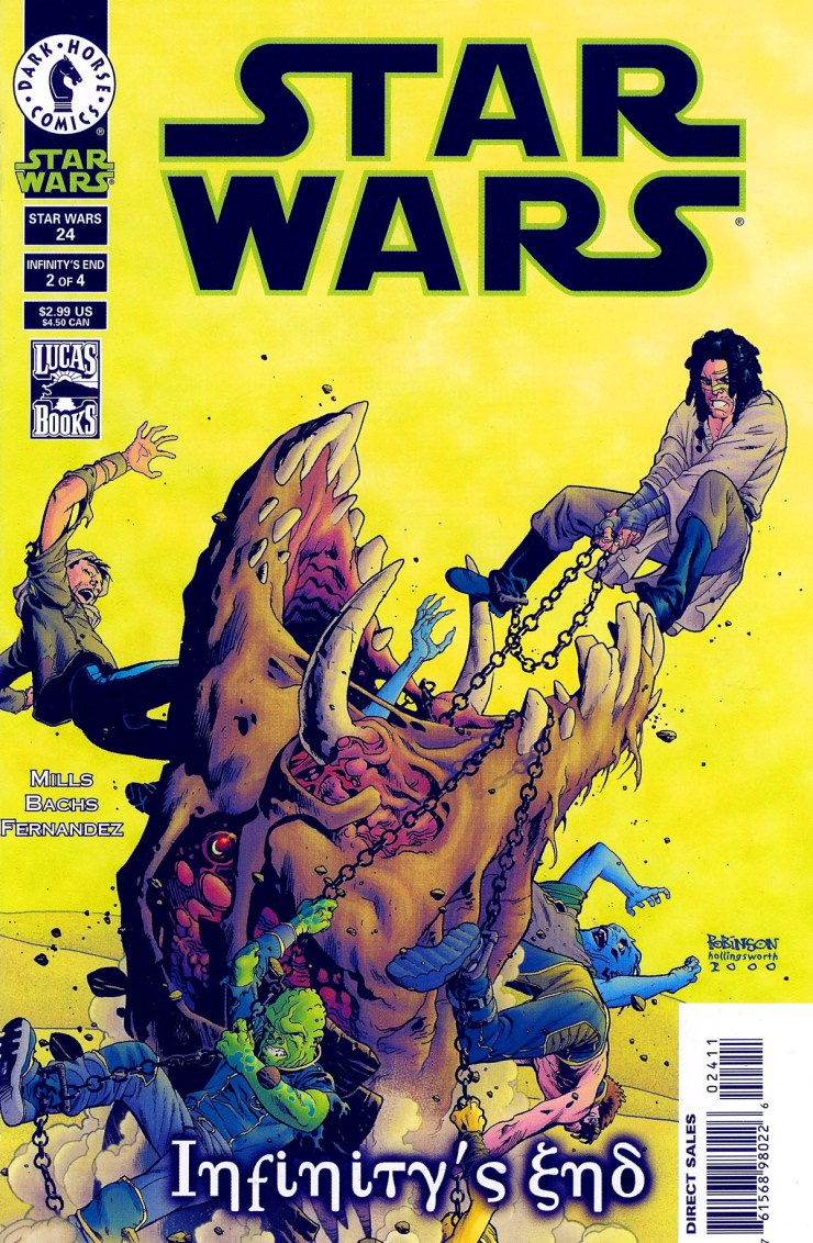 Star Wars 23: Infinity's End, Part 2