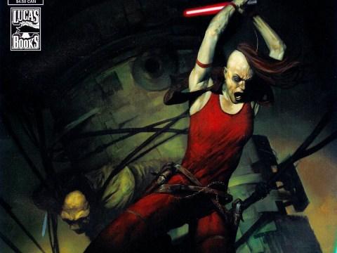 Star Wars 28: The Hunt for Aurra Sing