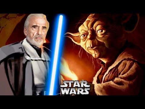 How Yoda Almost REDEEMED Count Dooku During the Clone Wars! (Legends) 1
