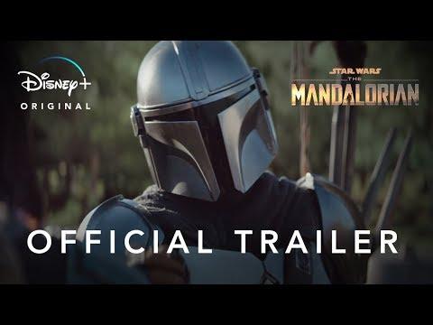 Star Wars The Mandalorian – Official Trailer 2