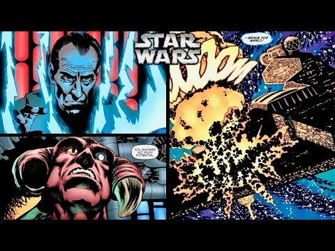 Tarkin Destroys a Star Destroyer to Cover-up a Secret Initiative Project! 1