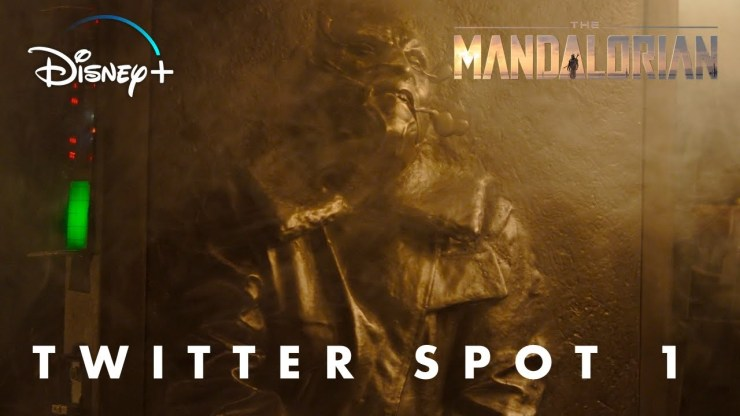 The Mandalorian Twitter Spot 1