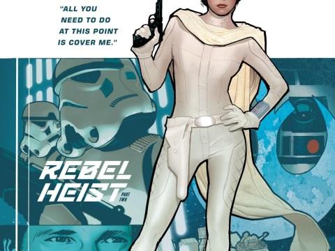 Star Wars: Rebel Heist