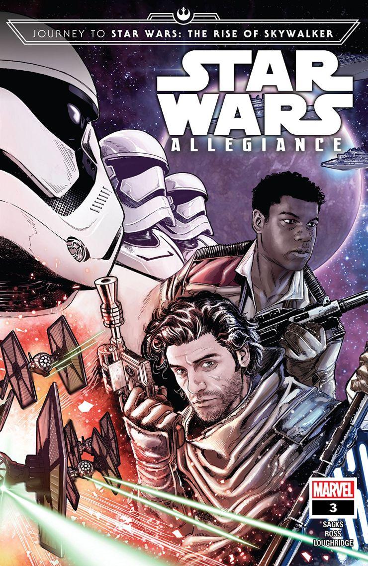Star Wars: The Rise Of Skywalker - Allegiance (2019)