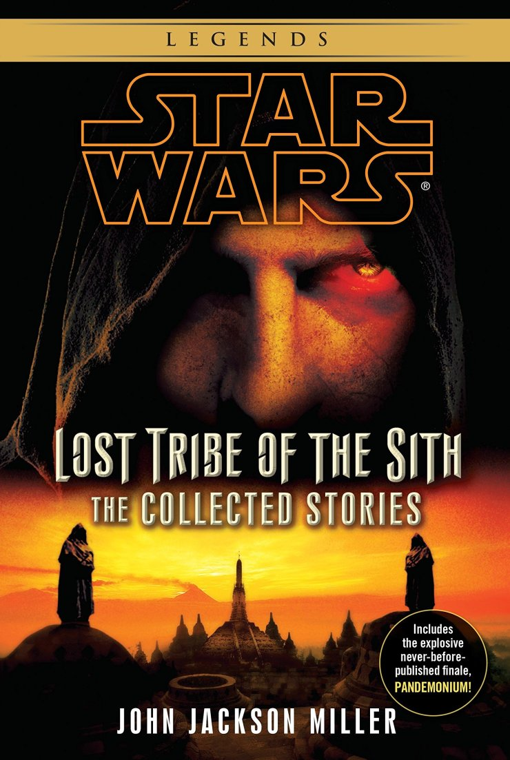 Lost Tribe of the Sith - The Collected Stories