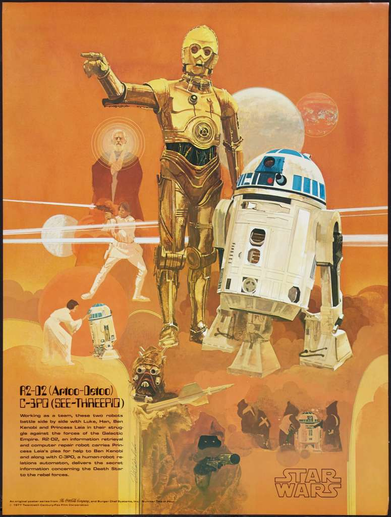 20 Beautiful Star Wars Episode IV - A New Hope Vintage Posters 17