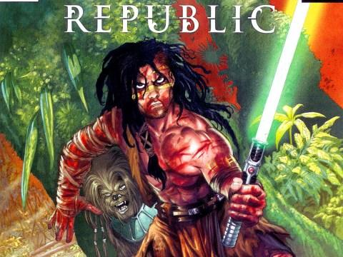 Star Wars: Republic 83: Hidden Enemy