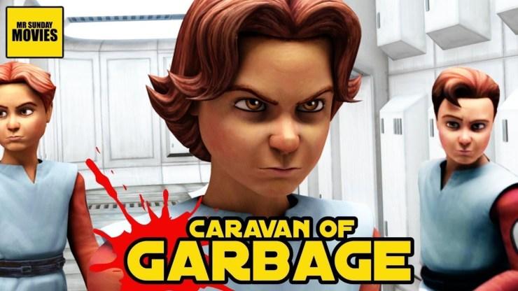 Boba Fett's Revenge (The Clone Wars) - Caravan Of Garbage 1