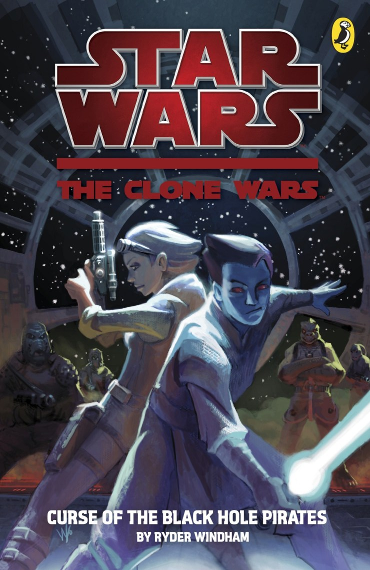 The Clone Wars: Secret Missions 2: Curse of the Black Hole Pirates